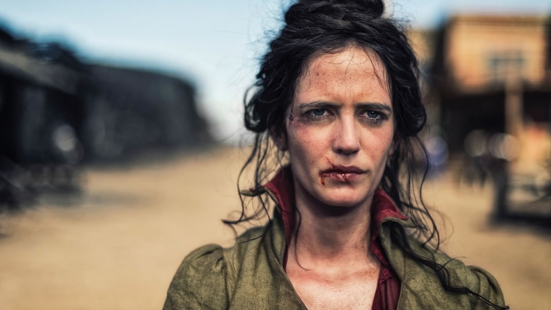 Eva Green - The Salvation